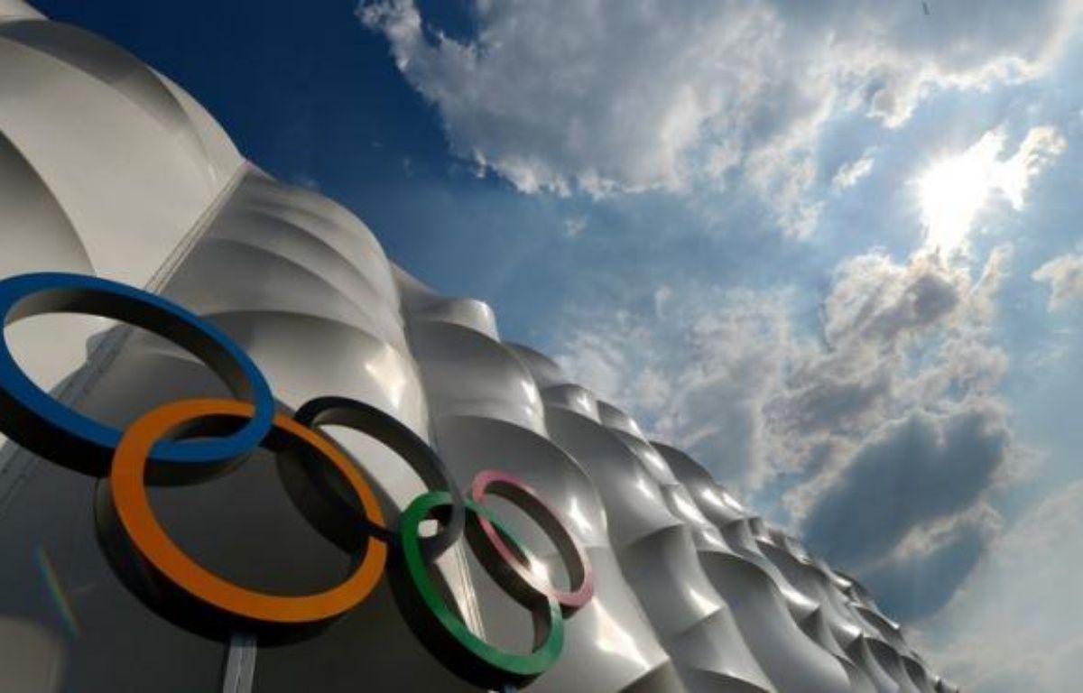 La structure de la salle de basket des JO de Londres, la Basketball Arena, est mise en vente parce qu'aucune possibilité de réutilisation pour le bâtiment temporaire n'a été trouvée, rapporte samedi le Times. – Mark Ralston afp.com