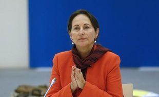 Ségolène Royal, le 9 octobre 2014 à Paris