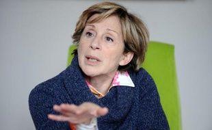 La maire de Montauban, Brigitte Barèges.