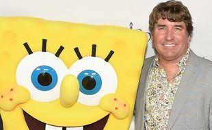 Le créateur de Bob l'éponge, Stephen Hillenburg, (ici en 2017) est décédé le 26 novembre 2018 à 57 ans.