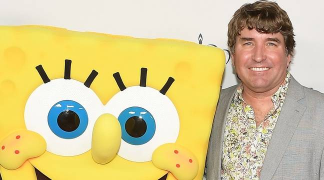 video le cr ateur de bob l 39 ponge stephen hillenburg est d c d. Black Bedroom Furniture Sets. Home Design Ideas
