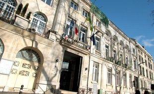 Le Conseil régional de Picardie, à Amiens