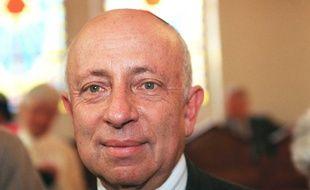 Avi Pazner, ancien ambassadeur d'Israël en France