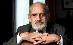Le scientifique Théodore Monod, en 1994.