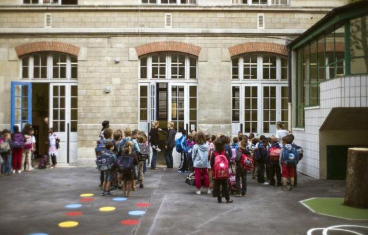 Une nette majorité des Français (59%) sont favorables à la réforme des rythmes scolaires consistant à revenir à la semaine de quatre jours et demi dans les écoles primaires, selon un sondage de BVA pour l'émission CQFD sur i-Télé. –
