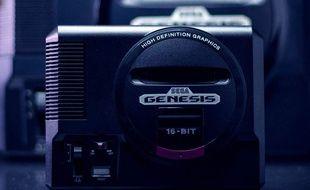 La Mega Drive Mini est 55% plus petite que la console originale