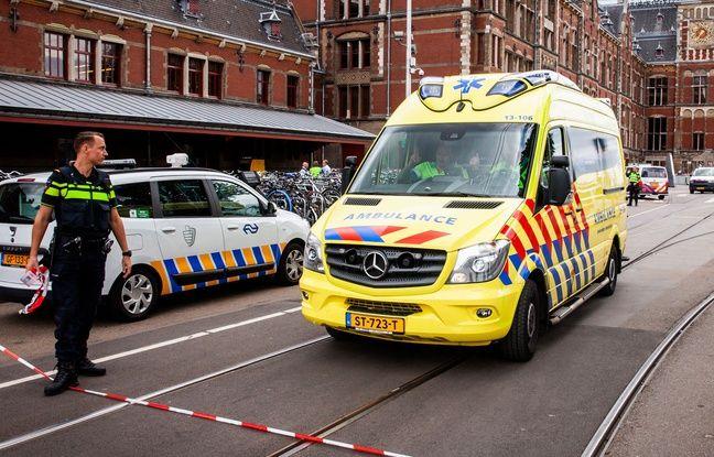 Attaque au couteau à Amsterdam: Le suspect a visé les Pays-Bas car l'islam y est «insulté»