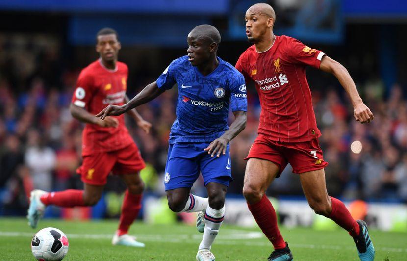 Chelsea - Liverpool EN DIRECT : Quel but de Kanté !... Le match est complètement relancé... Suivez le live comme à la maison