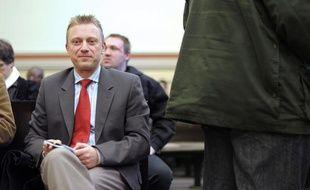 Patrick Binder, lors d'une audience au tribunal de de Mulhouse le 4 février 2011.