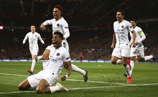 Presnel Kimpembé a marqué son premier but avec le PSG au meilleur moment.
