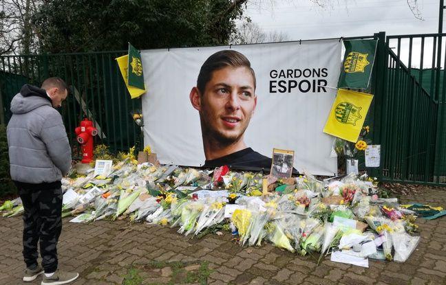FC Nantes: Les fleurs et objets en hommage à Emiliano Sala transférés de la Jonelière à la Beaujoire
