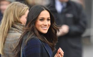 La fiancée du prince Harry, Meghan Markle