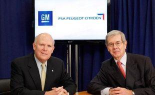 GMet PSA officialise leur alliance stratégique mondiale