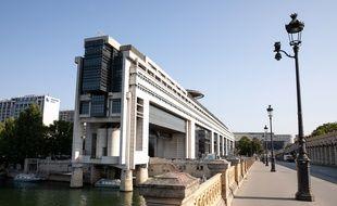 Le bâtiment des ministères économiques à Bercy, dans le 12e arrondissement de Paris.(illustration)