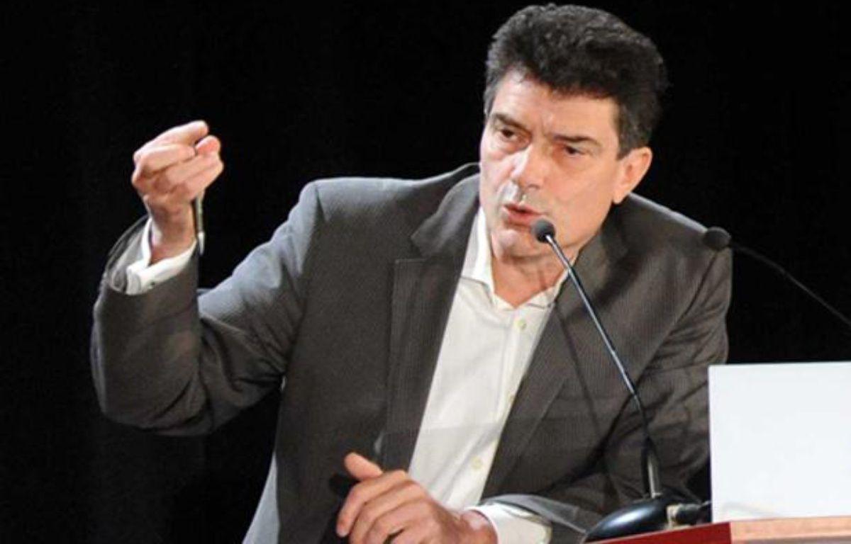 Pascal Durand, secrétaire général d'Europe Ecologie-Les Verts. – S. SALOM-GOMIS / SIPA