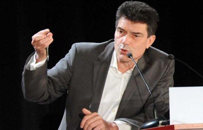 Pascal Durand, secrétaire général d'Europe Ecologie-Les Verts.