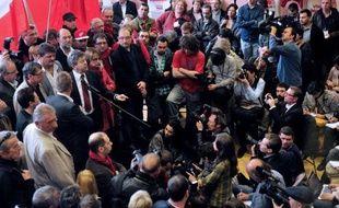 """""""Un symbole fort"""", une """"bonne nouvelle"""": les habitants d'Hénin-Beaumont attendaient samedi avec impatience le duel à venir entre Jean-Luc Mélenchon et Marine Le Pen dans la 11e circonscription du Pas-de-Calais pour les élections législatives."""