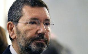 Le maire de Rome Ignazio Marino, le 27 juillet 2015 à Rome