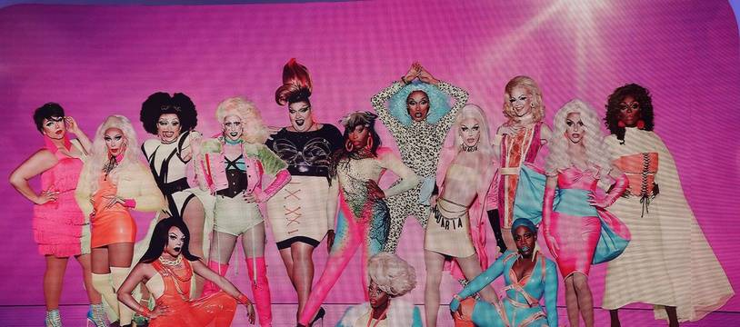 Les candidates de la saison 10 de «RuPaul's Drag Race» diffusée depuis mars 2018 sur la chaîne américaine VH1.