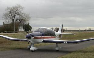 Un avion de tourisme Robin DR400. (Illustration)