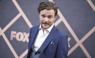 Clayne Crawford à Hollywood le 25 septembre 2017.