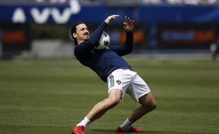 Zlatan Ibrahimovic dans ses oeuvres