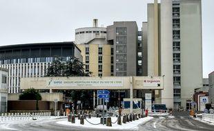 L'hôpital public du sud de l'Oise à Creil (illustration).