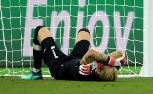 Karius, le héros malheureux de la finale de Ligue des champions.