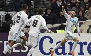 L'OM a battu Toulouse en 32es de finale