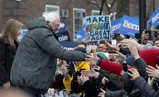 Bernie Sanders a lancé sa campagne pour la présidentielle 2020, avec un premier meeting électoral devant plusieurs milliers de personnes à Brooklyn.