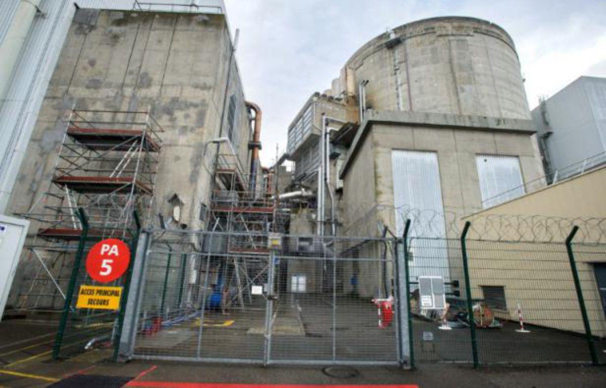 Un réacteur de la centrale nucléaire de Fessenheim, le 9 avril 2013 – SEBASTIEN BOZON AFP