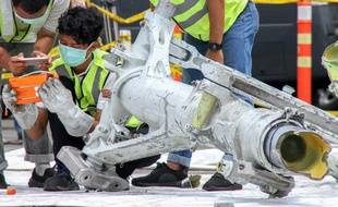 L'appareil de Lion Air s'est abîmé au large de l'Indonésie fin octobre