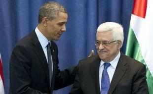 Barack Obama recevra le président palestinien Mahmoud Abbas le 17 mars pour évoquer les négociations de paix avec Israël, a annoncé jeudi la Maison Blanche.