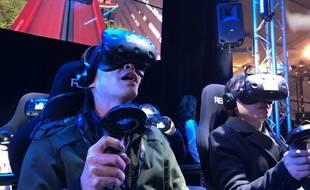 Les casinos du groupe Partouche se mettent à la réalité virtuelle.