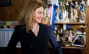 Marine Delterme dans «Alice Nevers-Le juge est une femme»
