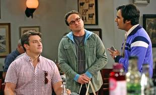 Nathan Fillion sera dans The Big Bang Theory le 19 février
