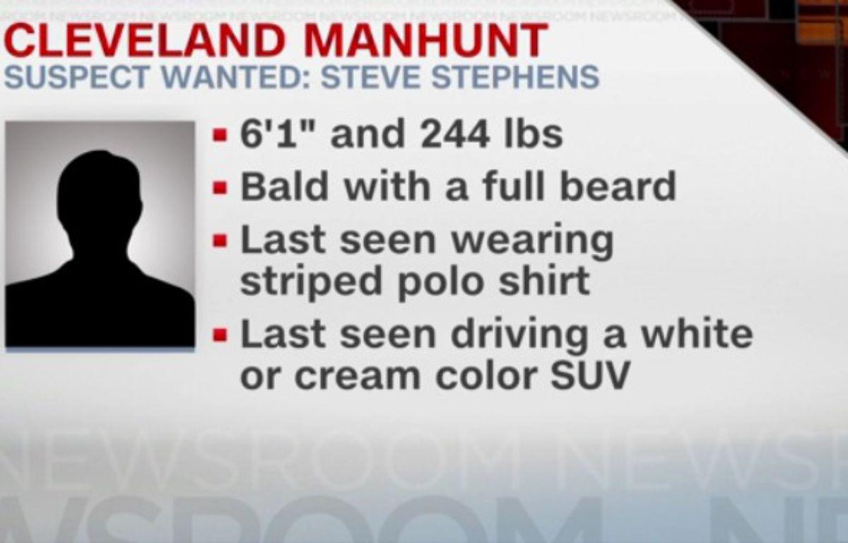 Une chasse à l'homme est en cours à Cleveland après le meurtre d'un passant filmé en direct sur Facebook Live – Capture d'écran CNN.com