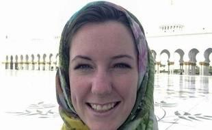 Marte Deborah Dalelv, 24 ans, condamnée le 17 juillet par un tribunal de Dubaï à16 mois de prison.