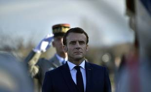 Emmanuel Macron, illustration