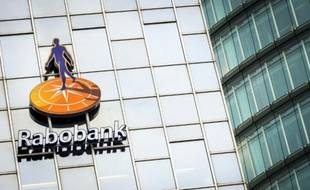 Le siège de la Rabobank à Utrecht le 27 janvier 2014