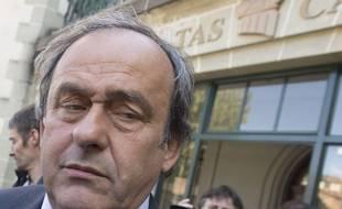 Platini pourrait se retrouver en justice face à la Fifa.