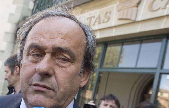 La Fifa va saisir la justice pour exiger le remboursement de 1,84million d'euros à Michel Platini