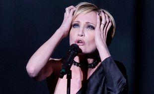 Patricia Kaas a représenté la France à l'Eurovision 2009.