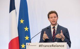 Clément Beaune est le secrétaire d'Etat chargé des Affaires européennes.