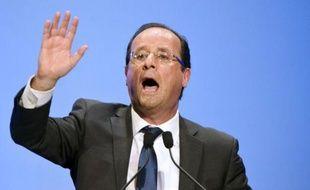 """Le candidat socialiste à l'Elysée, François Hollande, assure dans Le Parisien/Aujourd'hui en France de mercredi qu'il """"ne veut pas d'un Etat PS"""" et qu'il a """"besoin d'un rassemblement beaucoup plus large"""" pour l'emporter à la présidentielle et gouverner après le 6 mai."""