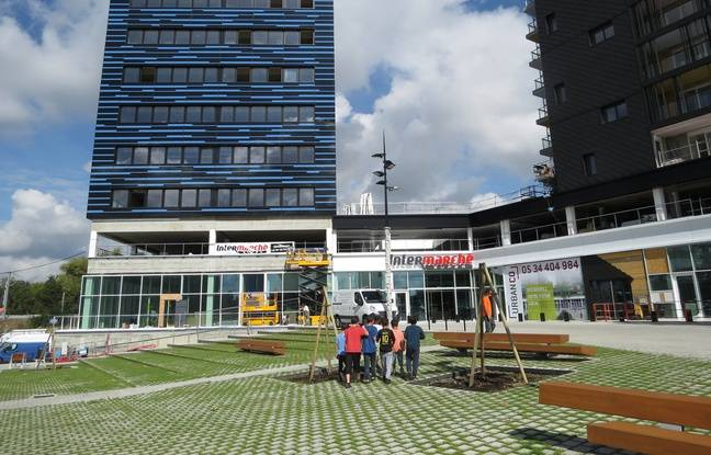 Nantes: Après plus d'un an sans supermarché, le quartier Malakoff va accueillir un Carrefour