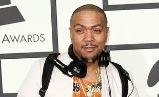 Le producteur Timbaland