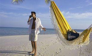 Selon une étude allemande, les cadres supérieurs et les jeunes auraient plus de difficulté que les autres à faire une pause technologique pendant les vacances.