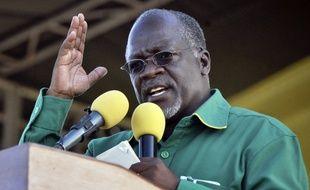 Le président tanzanien John Magufuli est décédé le 17 mars 2021.