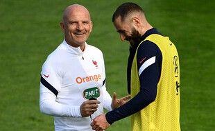 Comme en 2018, Guy Stéphan sent des ondes positives autour de l'équipe de France, à la veille d'entamer l'Euro 2021.